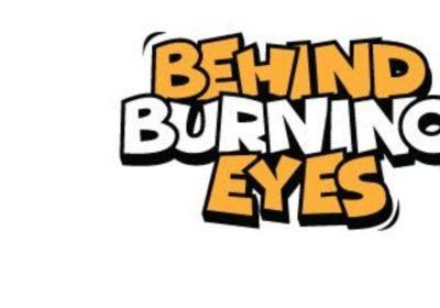 Behind Burning Eyes - Conceptual Logo Design 04