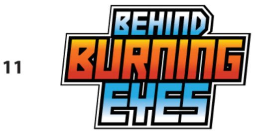 Behind Burning Eyes - Logo Design Process 02