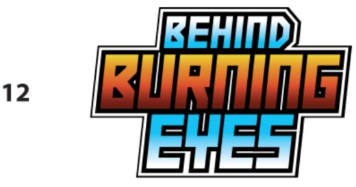 Behind Burning Eyes - Logo