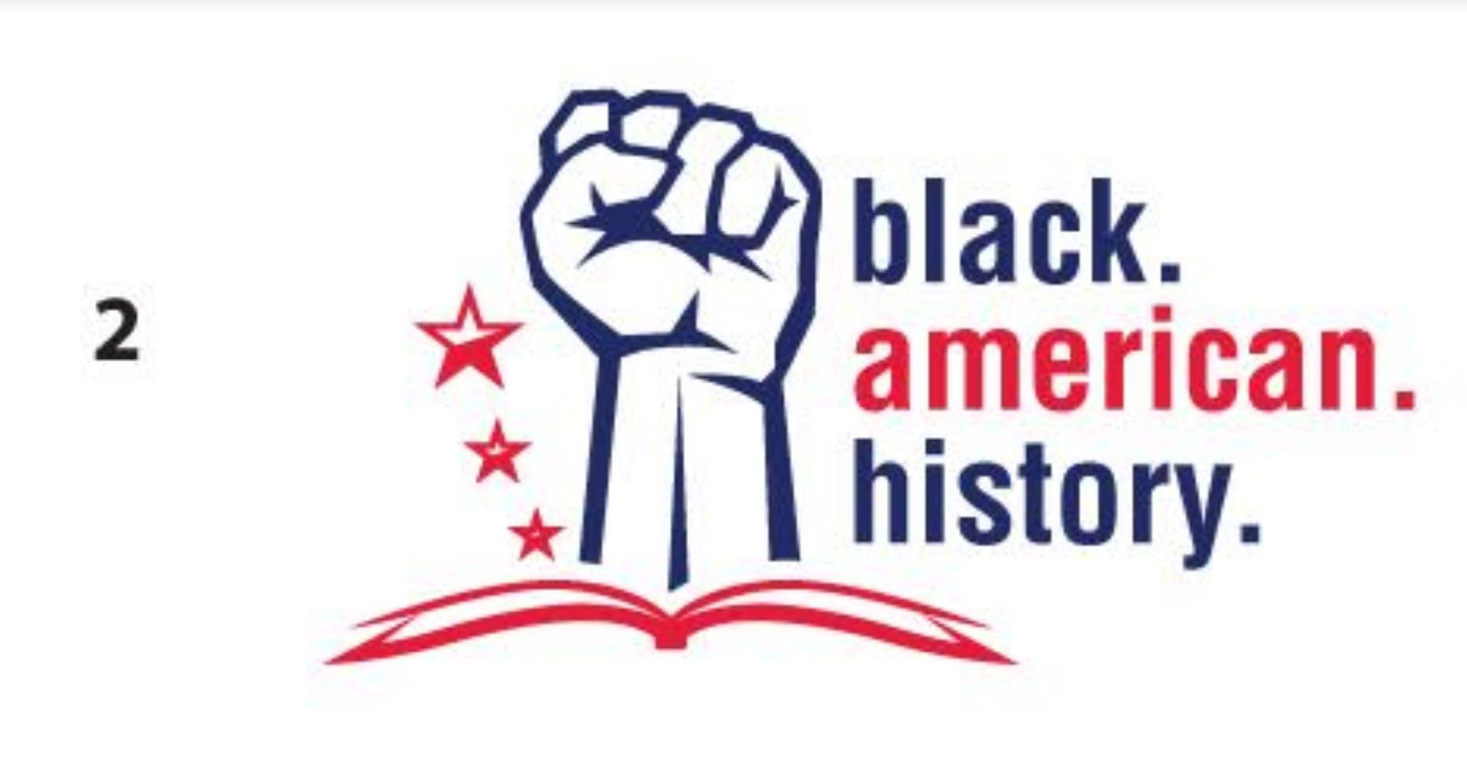 Black American History - Logo Design Concept 02