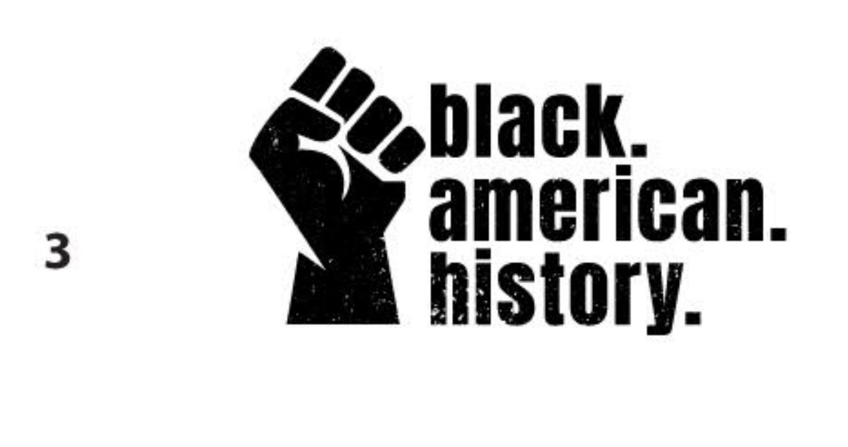 Black American History - Logo Design Concept 03