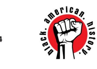 Black American History - Logo Design Concept 04