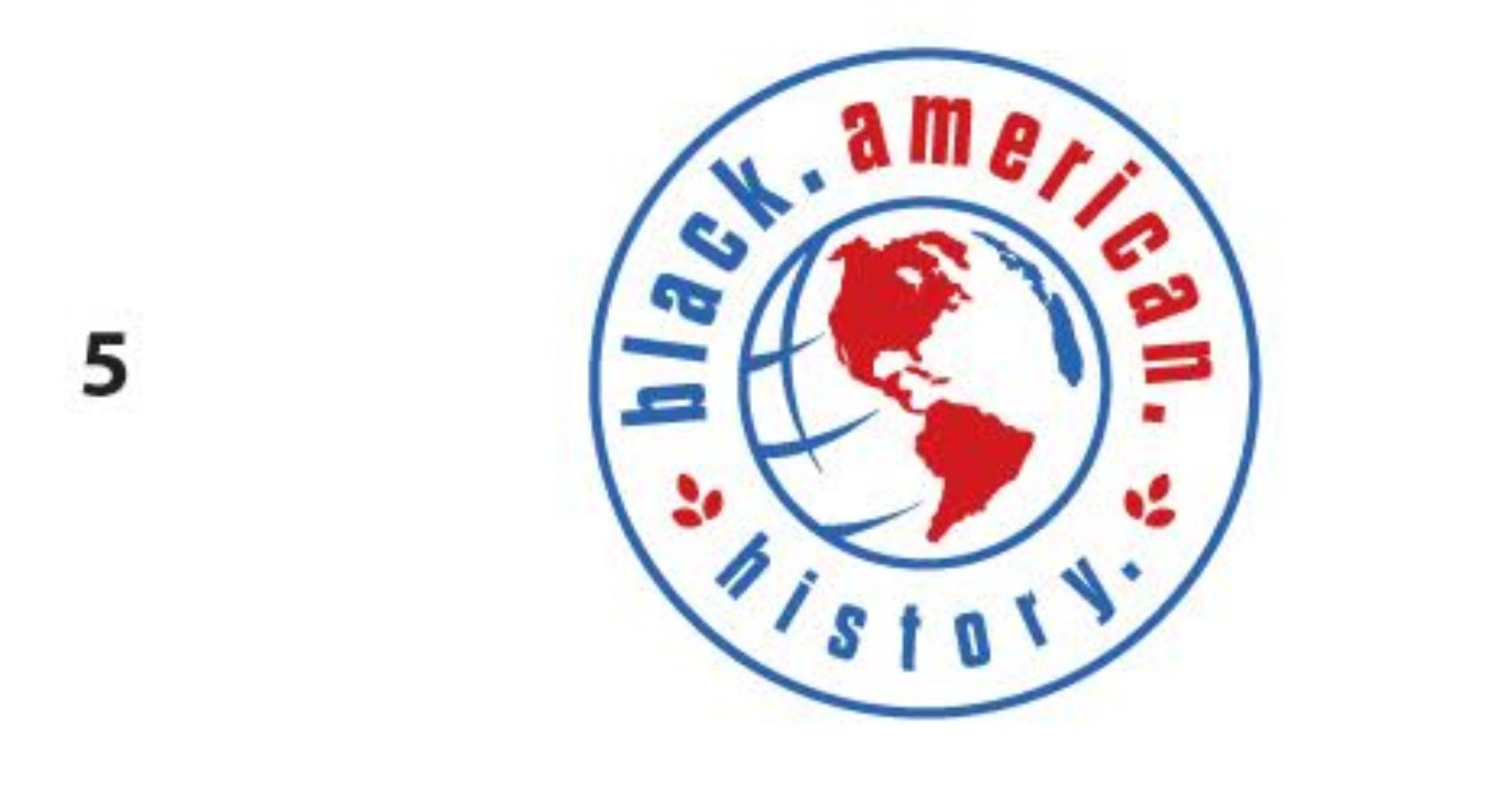 Black American History - Logo Design Concept 05