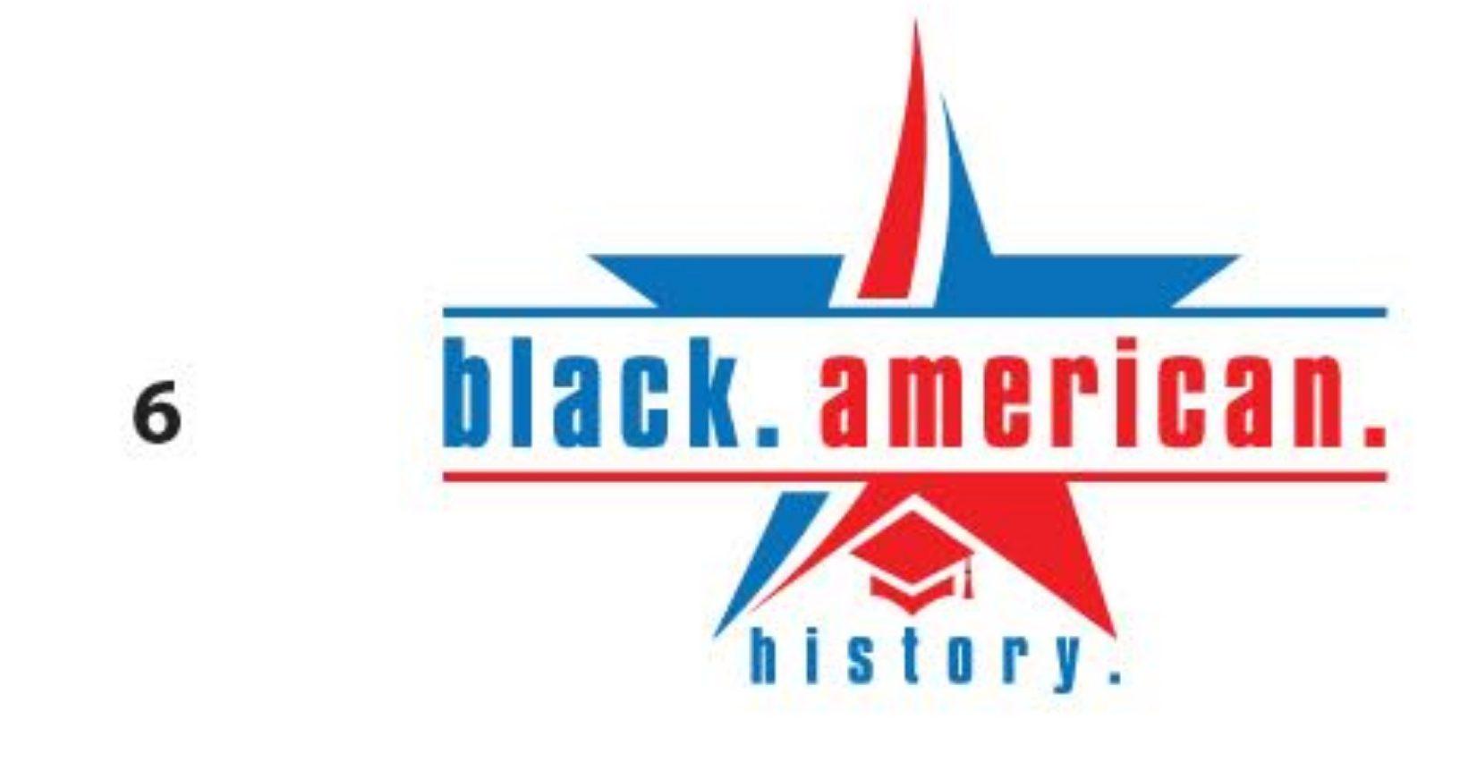 Black American History - Logo Design Concept 06