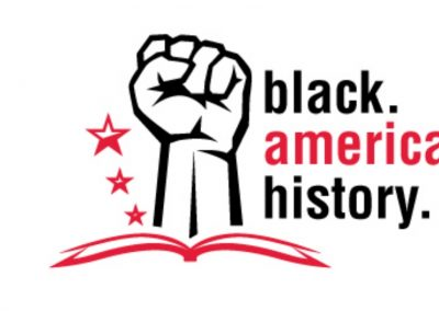 Black American History - Logo Design Second Round Two Concept 01