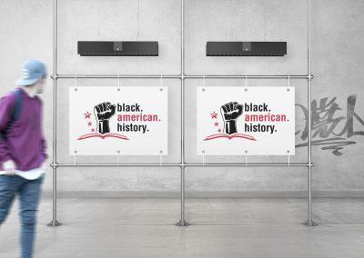 Black American History - Logo Mockup 01