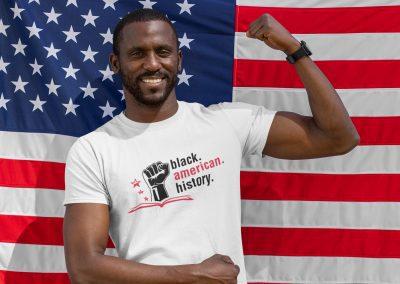 Black American History - Logo Mockup 03