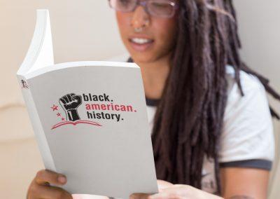 Black American History - Logo Mockup 04