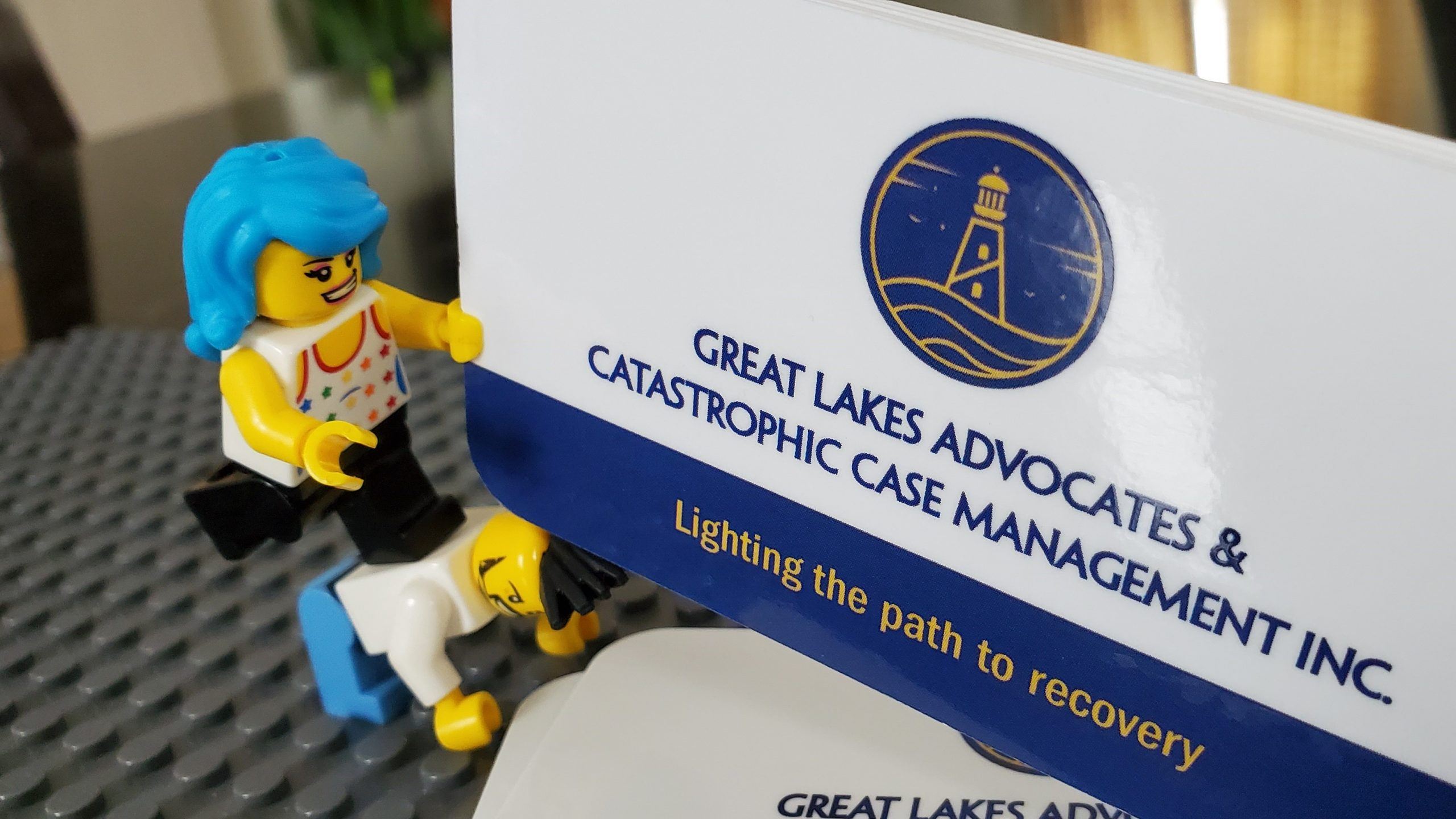 Great Lakes - Business Card Lego 03