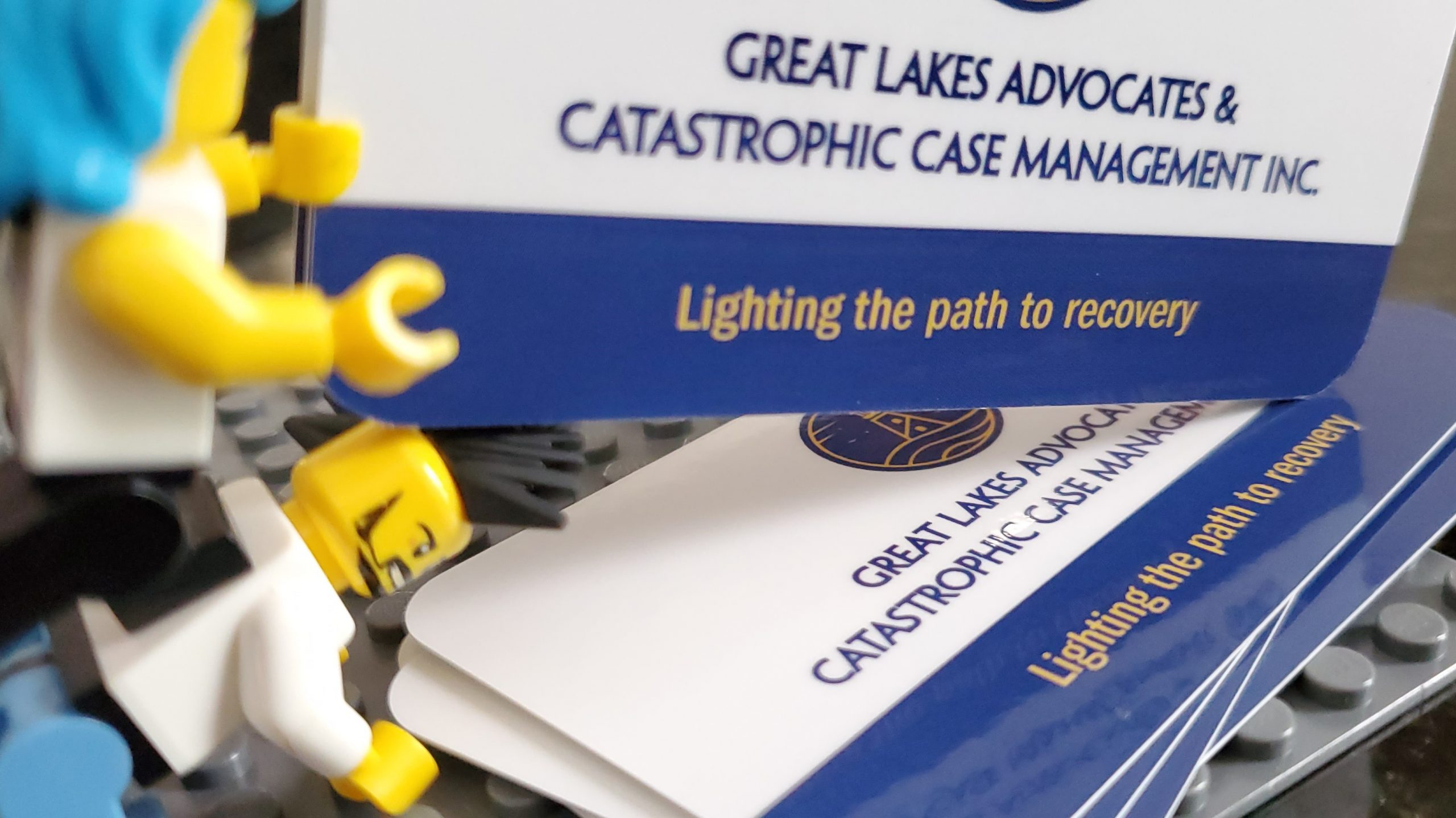 Great Lakes - Business Card Lego 07