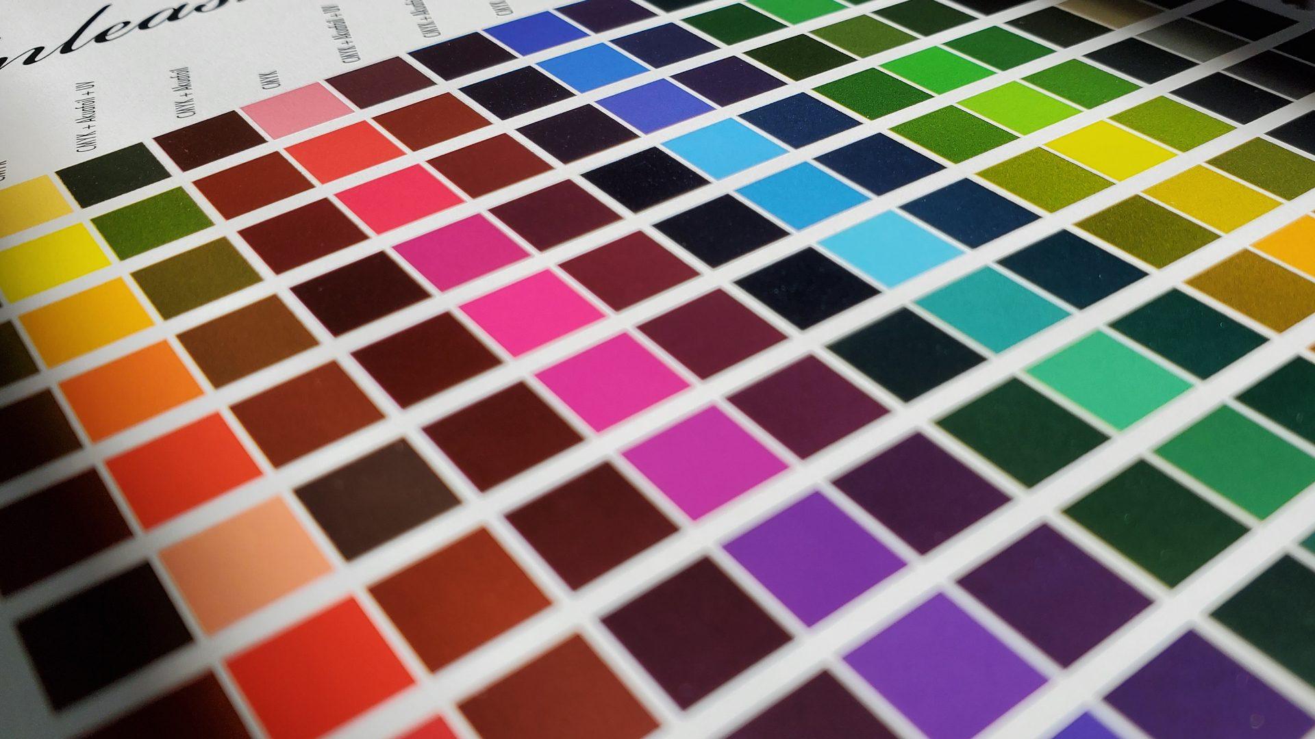 Akuafoil Colors