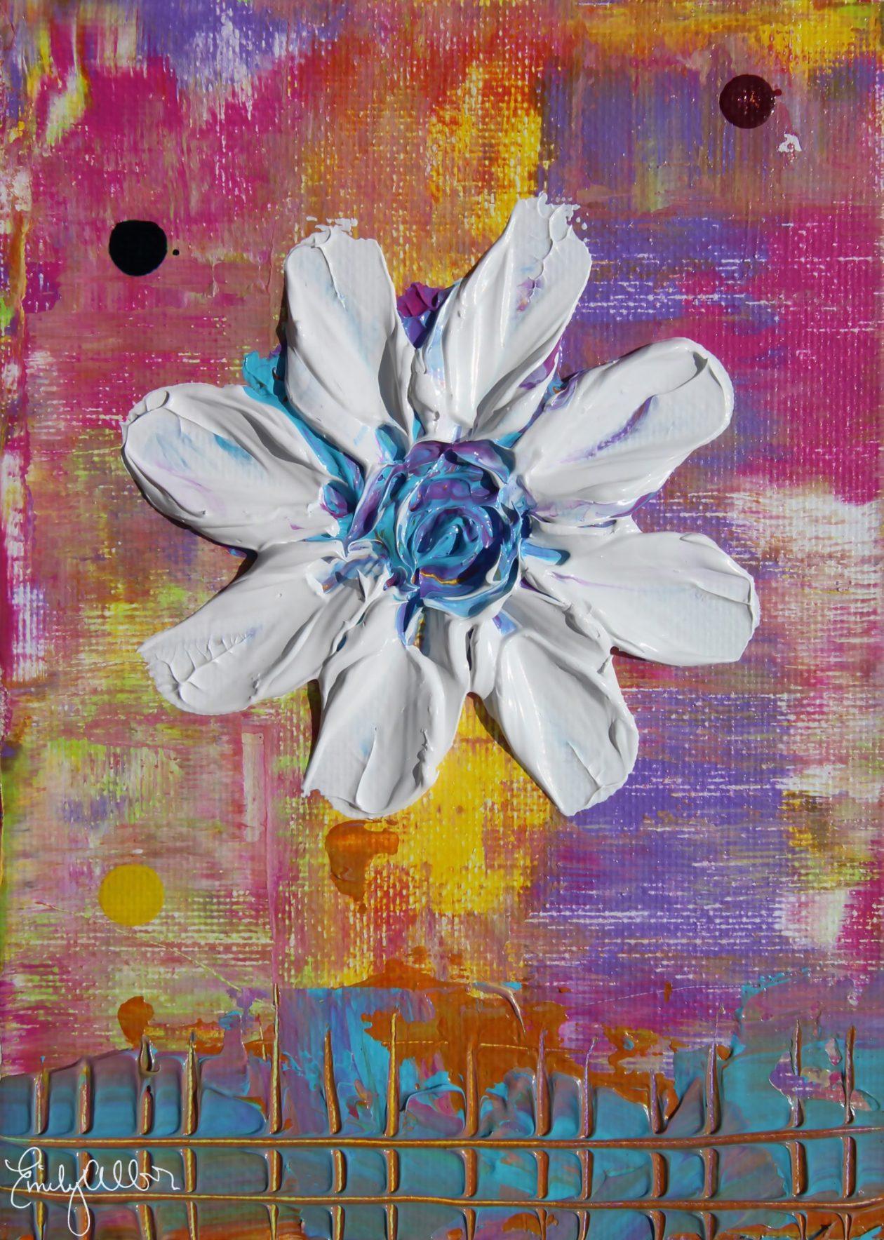 Emily Alber Art - Garden 2 Art