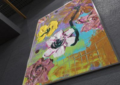 Emily Alber Art – Garden Series Art
