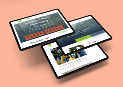 Fraser First Booster Club – Website Redesign