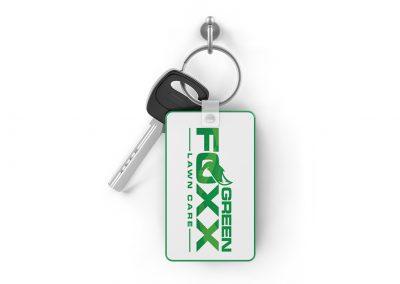 Green Foxx Lawn Care – Logo 03