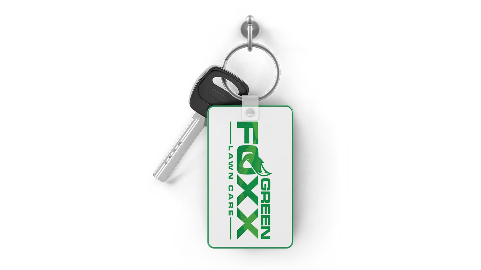 Green Foxx Lawn Care – Logo 03