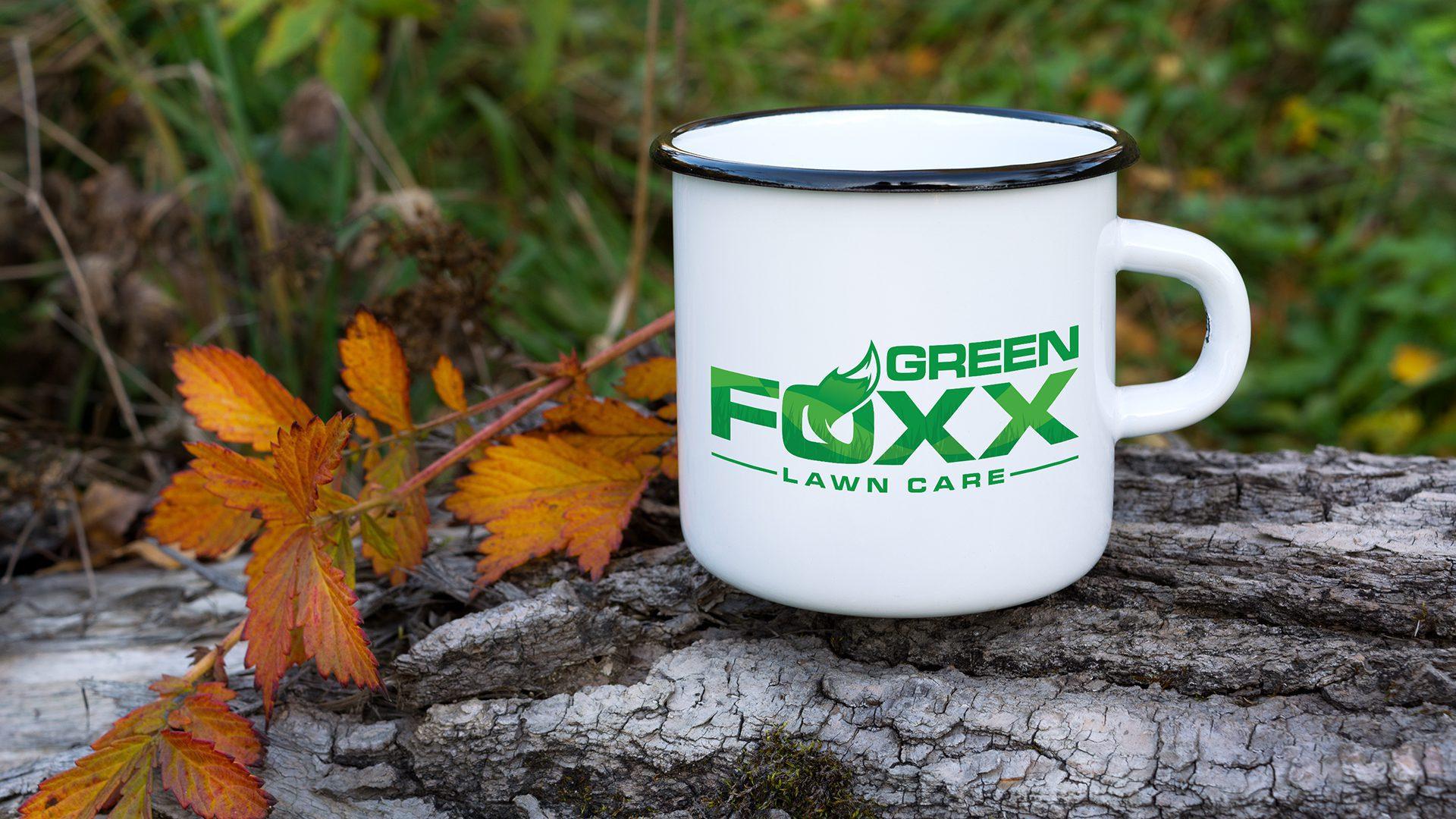 Green Foxx Lawn Care – Logo 04