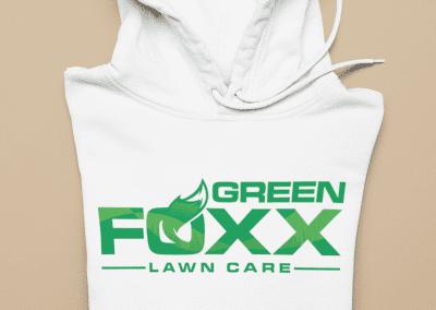 Green Foxx - Logo Mockup 01