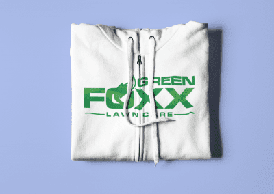 Green Foxx - Logo Mockup 02