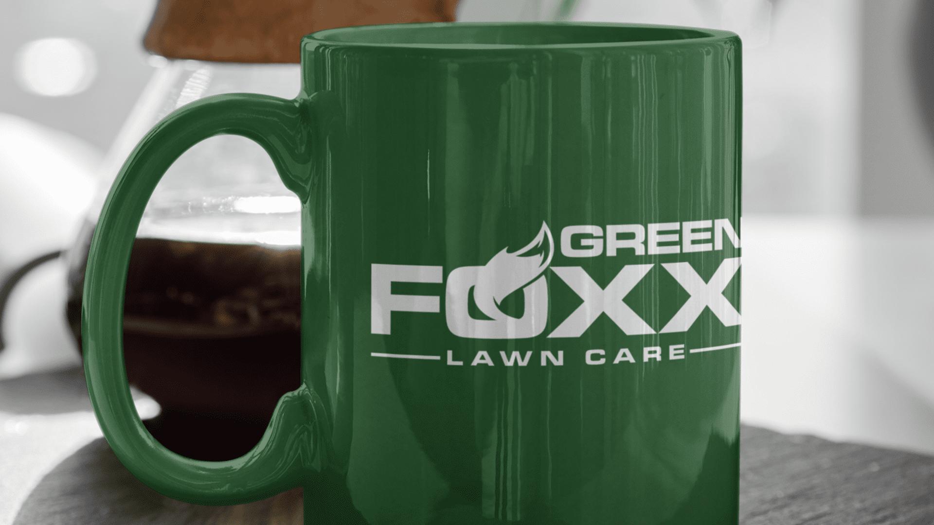 Green Foxx - Logo Mockup 03
