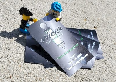 Nicks Barbershop - Jenni Card Lego Mockup 02
