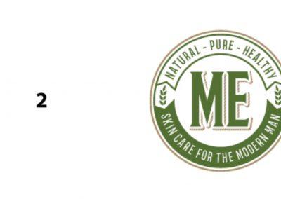ME - Crest Logo Concept 02