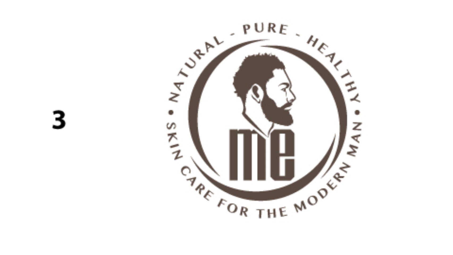ME - Crest Logo Concept 03