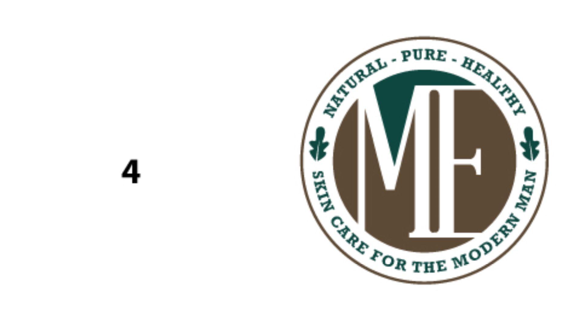 ME - Crest Logo Concept 04