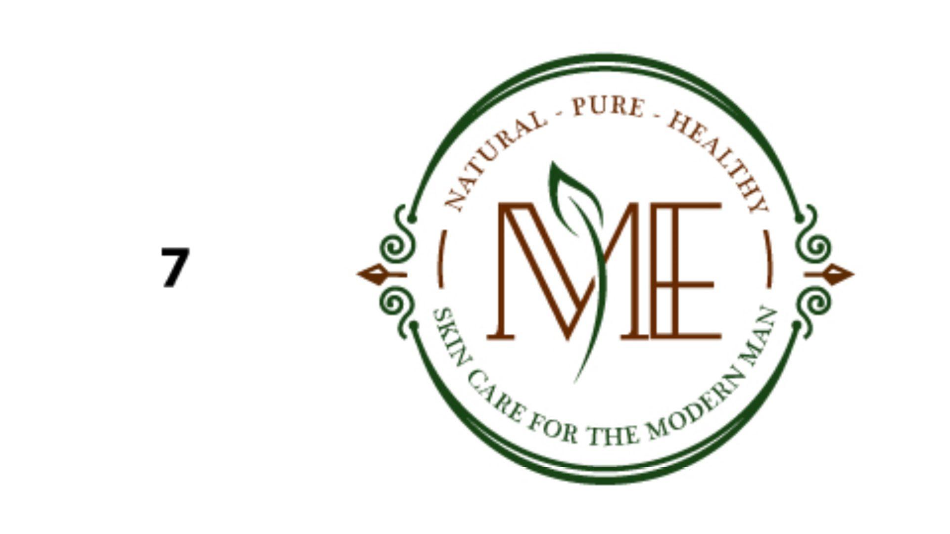 ME - Crest Logo Concept 07