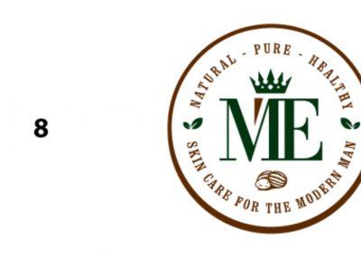 ME - Crest Logo Concept 08