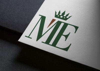 ME Skin Care – Crest Logo