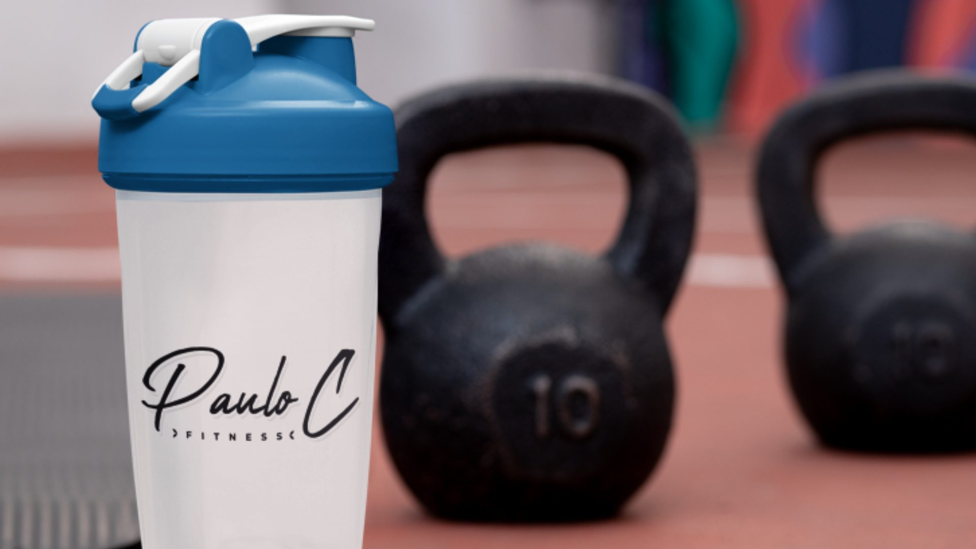 Paulo C Fitness - Logo Mockup 02