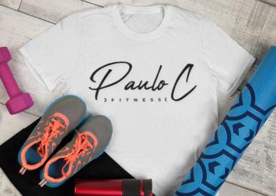 Paulo C Fitness – Logo
