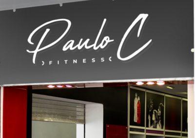 Paulo C Fitness - Logo Mockup 04