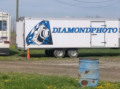 Diamond Photo – Large Trailer Graphics