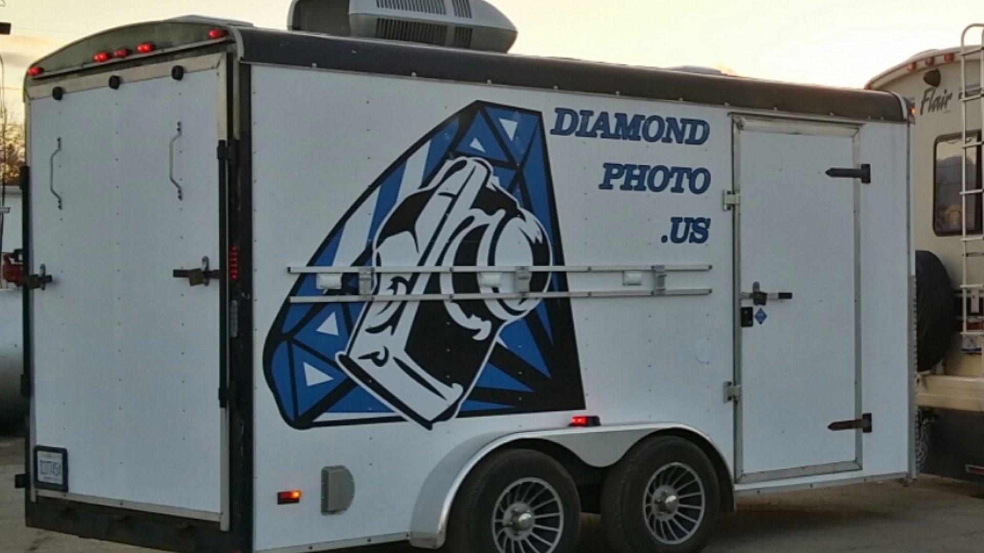 Diamond Photo - Small Trailer Graphics (1)