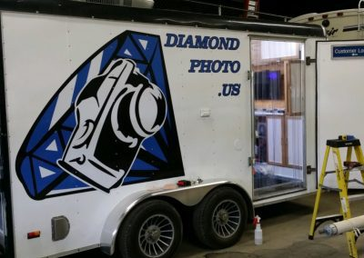 Diamond Photo - Small Trailer Graphics (2)
