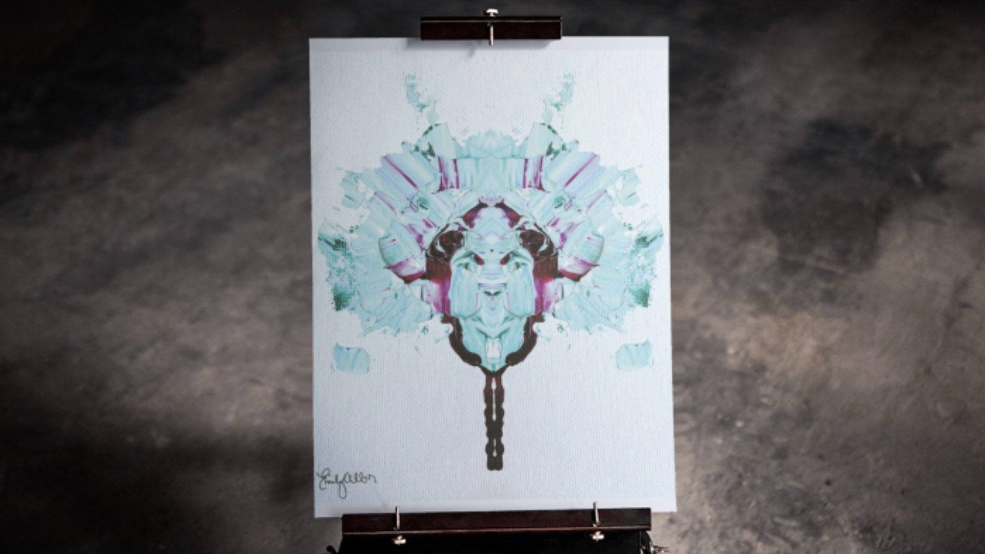 Emily Alber Art - Alien face Mockup (4)