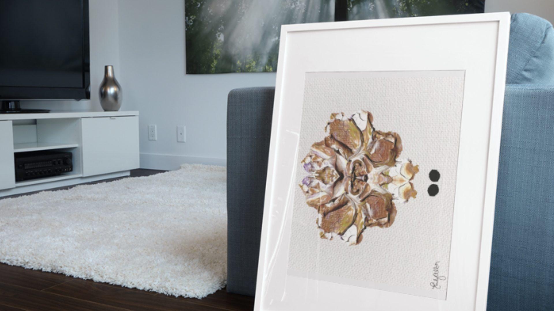 Emily Alber Art - Dotted Flower Mockup (4)