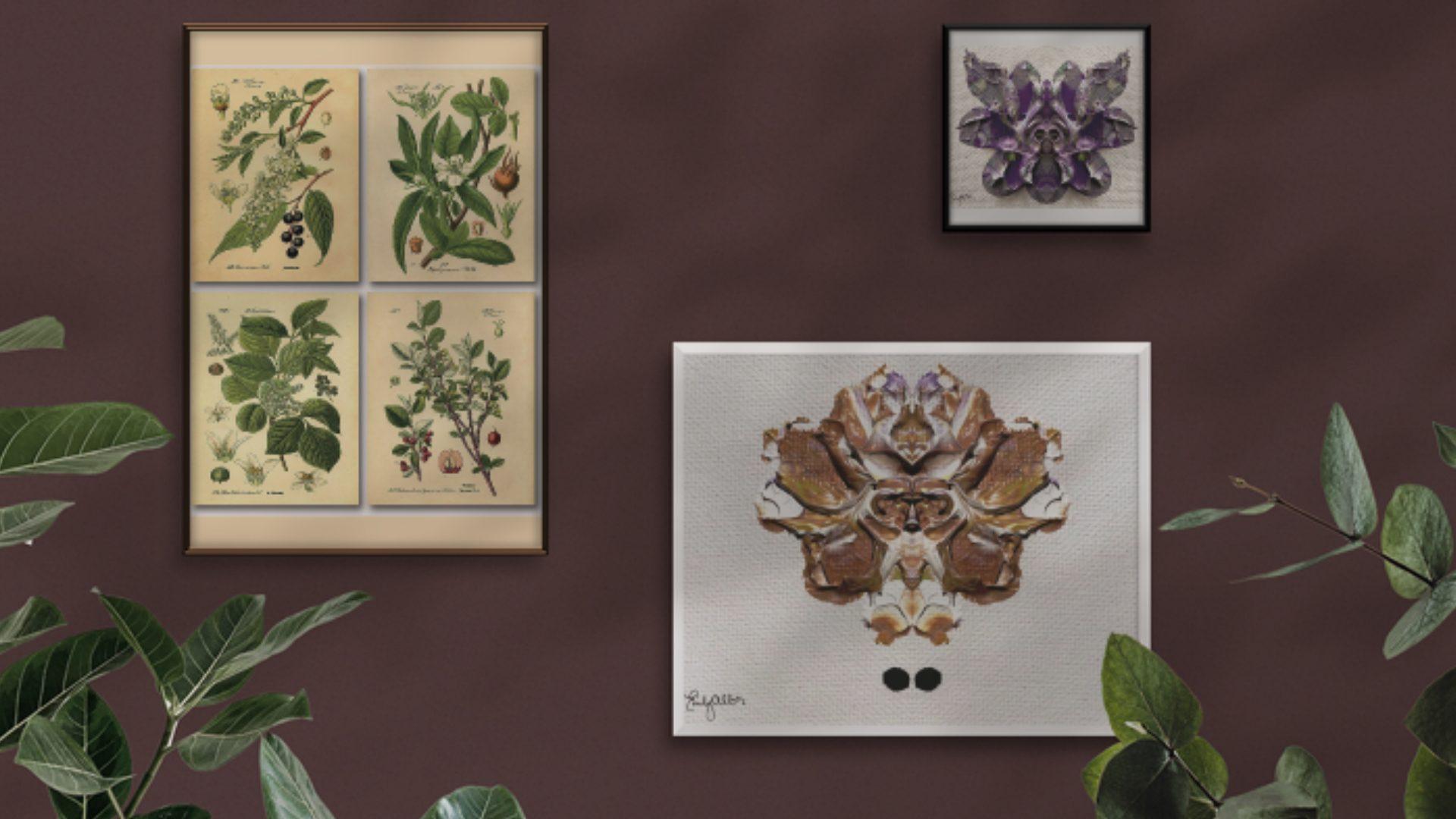 Emily Alber Art - Dotted Flower Mockup (6)