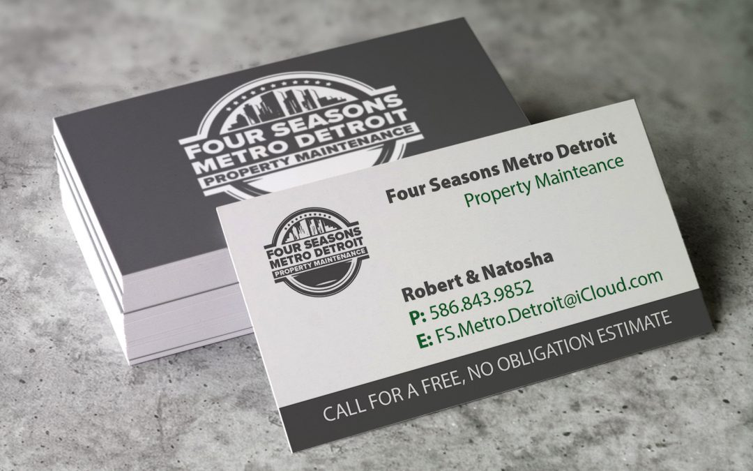 Four Seasons Metro Detroit – Rob's Business Cards