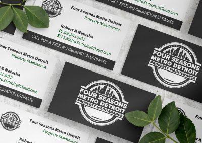 Four Seasons Metro Detroit - Robs Business Card Mockup (3)