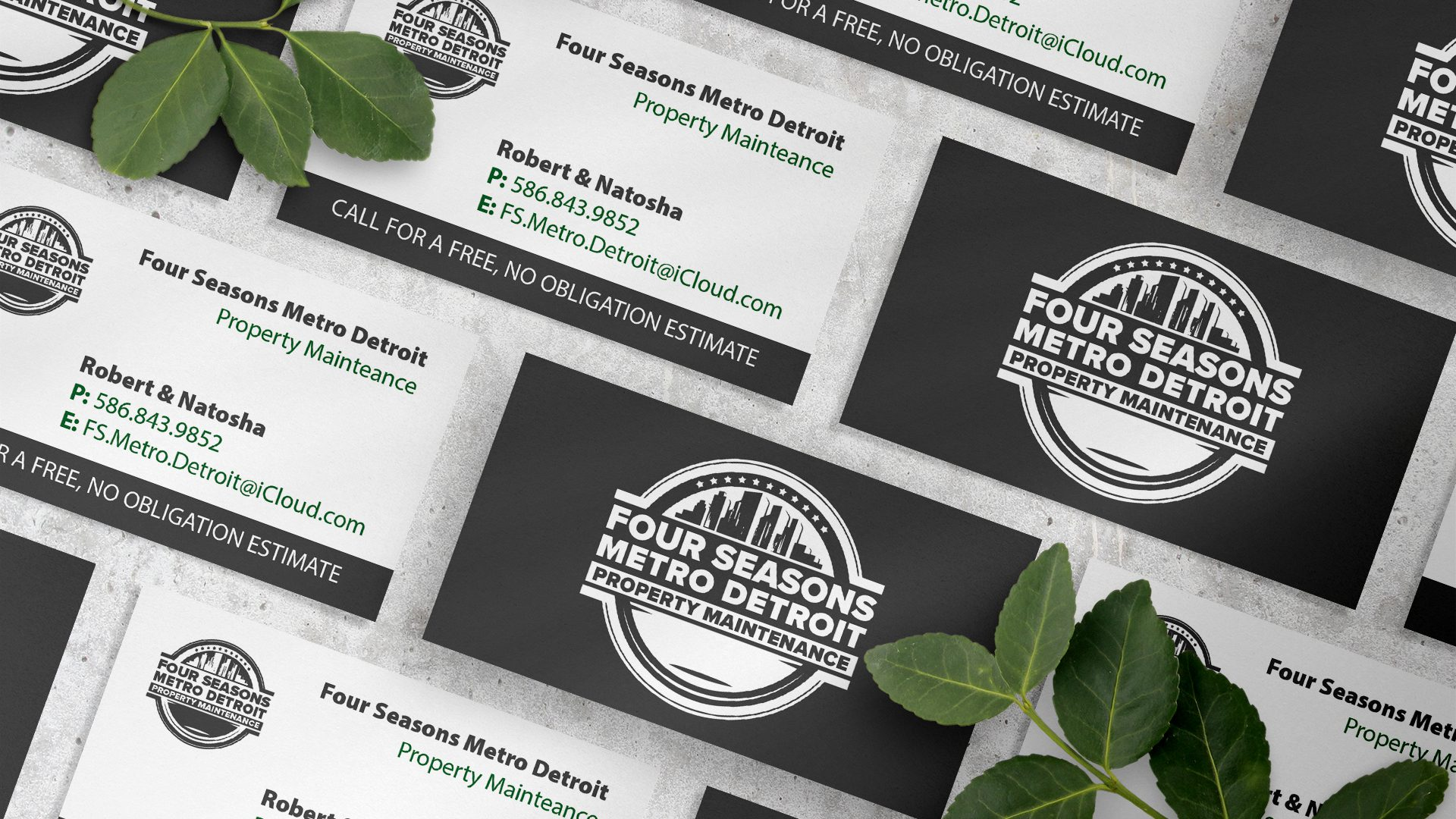Four Seasons Metro Detroit - Robs Business Card Mockup (3)