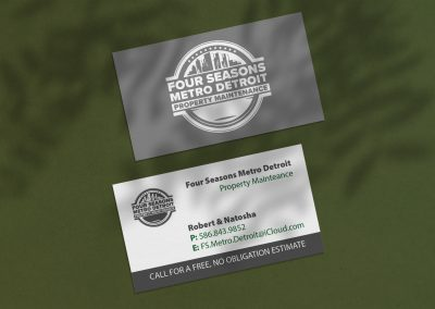 Four Seasons Metro Detroit - Robs Business Card Mockup (4)