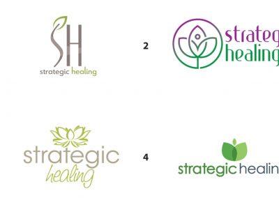 Strategic Healing - Concept 1-4