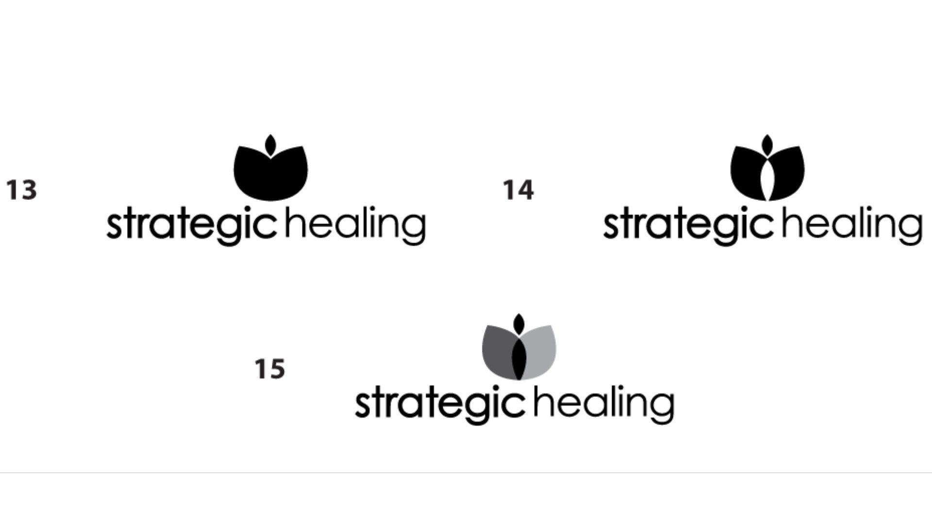 Strategic Healing - Concept 13-15