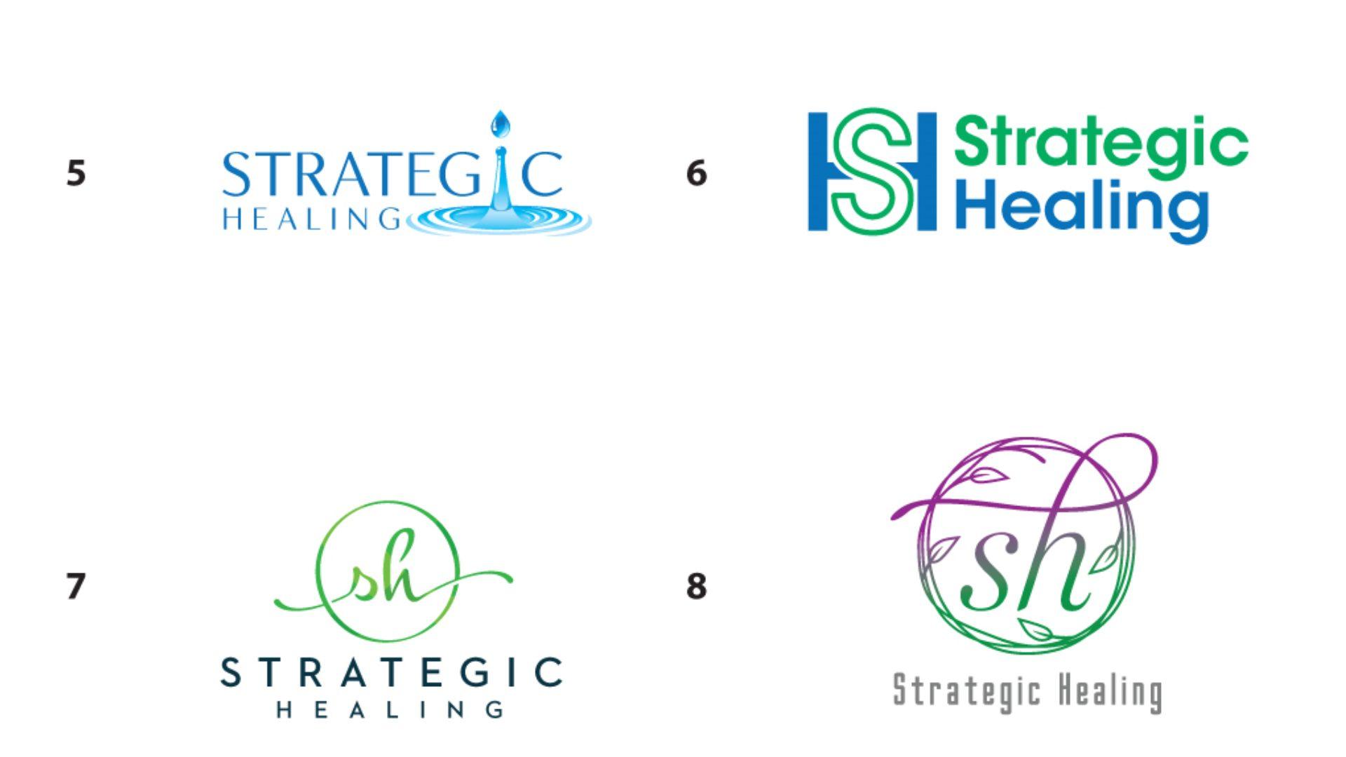 Strategic Healing - Concept 5-8