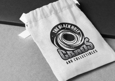 The Black Hole - Comic Book Store Logo Mockup (3)