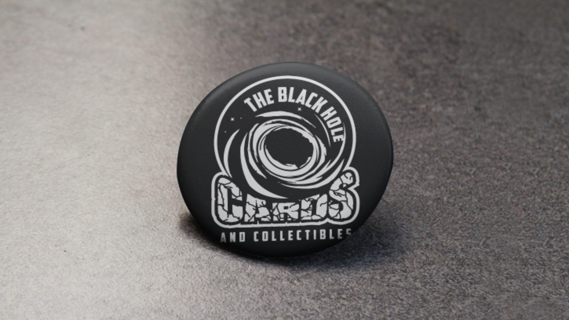 The Black Hole - Comic Book Store Logo Mockup (5)