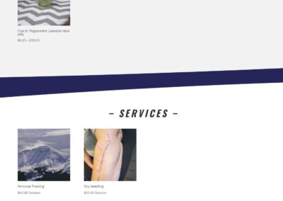 Polar Fitness eCommerce Store (3)
